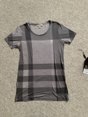 Burberry T-Shirt light grey-grey