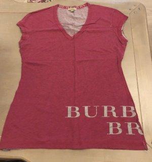 Burberry T-Shirt magenta