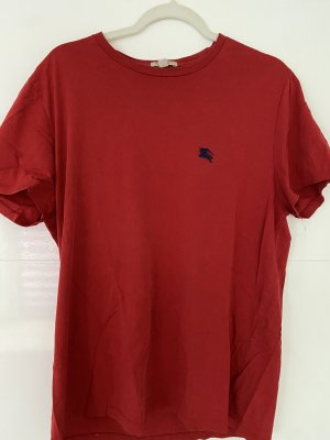 Burberry T-Shirt red