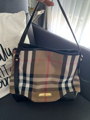 Burberry Pouch Bag multicolored