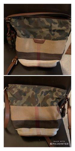Burberry Crossbody bag brown-dark green