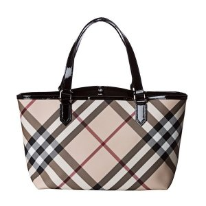 Burberry Shopper multicolore