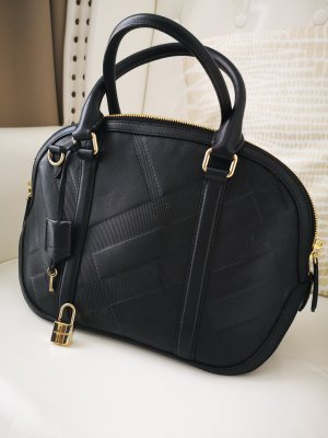 Burberry Tasche SG Soft Check Small Orchard Bowling Bag