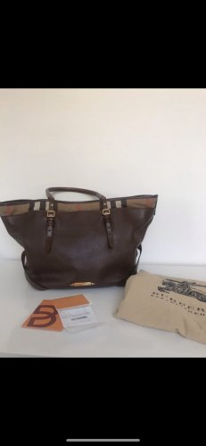 Burberry Shopper brown-khaki