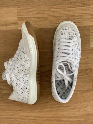 Burberry Slip-on Sneakers white