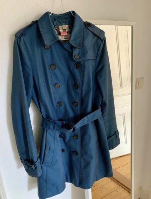 Burberry Trench Coat Blau