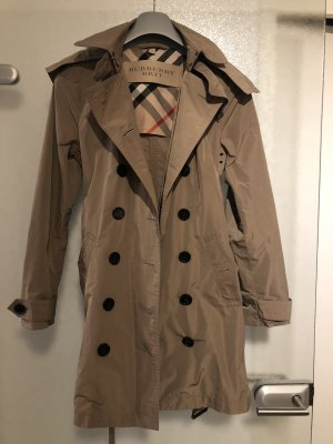 Burberry Parka cream-oatmeal