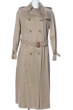 Burberry Trenchcoat wollweiß Business-Look