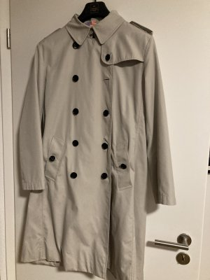 Burberry Trench Coat oatmeal-cream