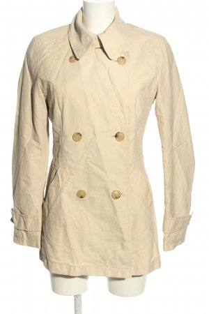Burberry Trenchcoat creme Casual-Look