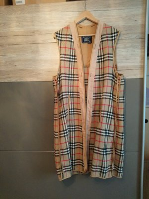 Burberry Coat Dress multicolored