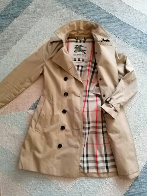 Burberry Trenchcoat beige coton