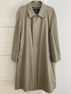 Burberry Trenchcoat Mantel Car Coat beige L/ XL / 40/ 42 Vintage Original