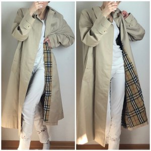 Burberry Trench Coat cream-camel