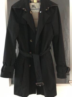 Burberry Trenchcoat schwarz