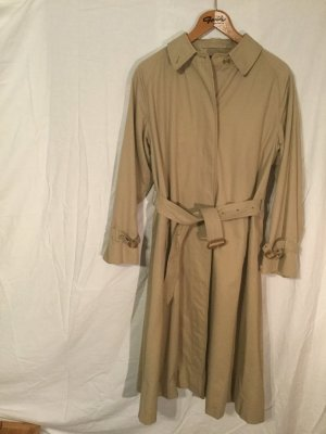 Burberry Trench Coat beige cotton