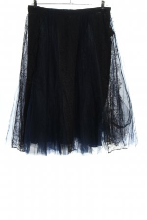 Burberry Tulle Skirt blue elegant