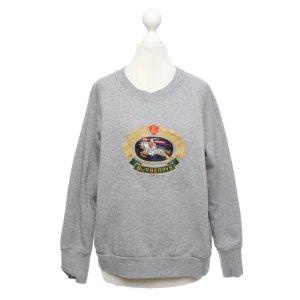 Burberry Sweat Shirt grey cotton
