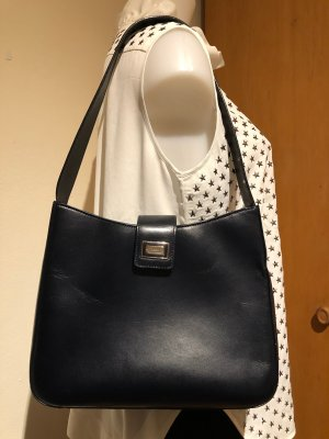 Burberry Shoulder Bag dark blue