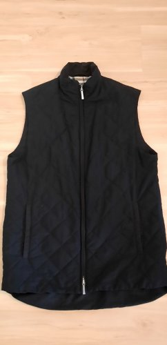 Burberry London Quilted Gilet black