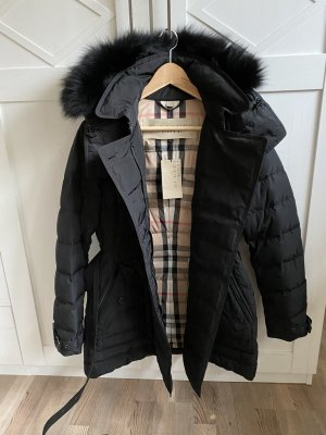Burberry Winter Jacket black