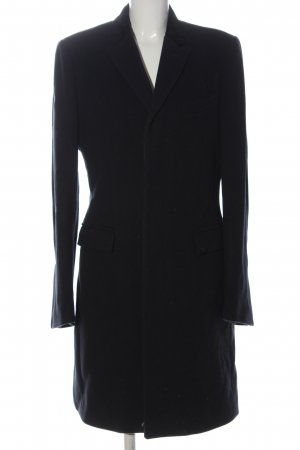 Burberry Winter Coat blue business style