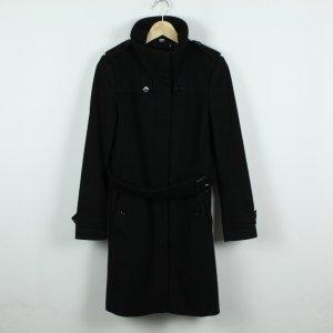 Burberry London Cappotto in lana nero Lana