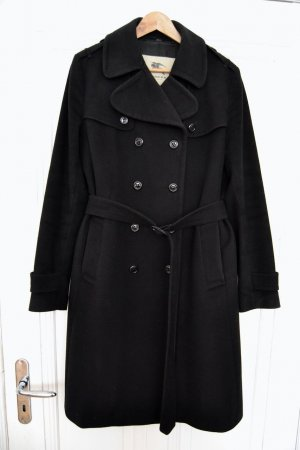 Burberry Winter Coat black wool