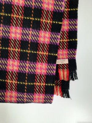 Burberry Bufanda de lana multicolor mohair