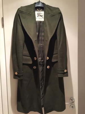 Burberry Wool Coat khaki