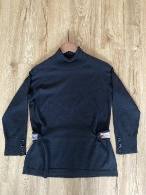 Burberry Wool Sweater black wool