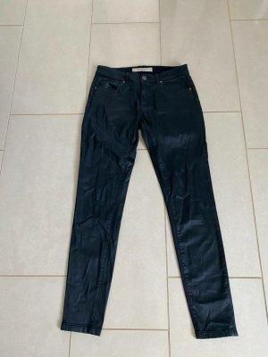 Burberry Jeans a gamba dritta nero