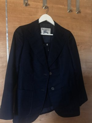 Burberrys' Business Suit dark blue
