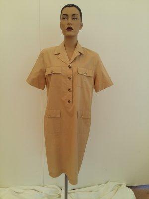 Burberrys of London Shortsleeve Dress beige cotton