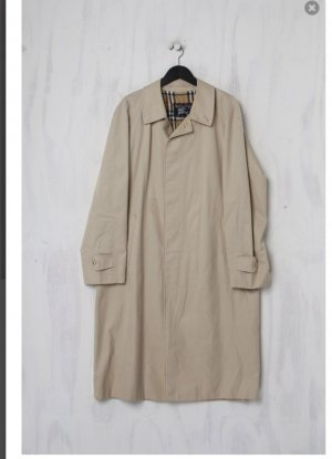 Burberry Oversized Coat beige
