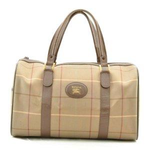 Burberrys Nova Check Nylon Hand bag
