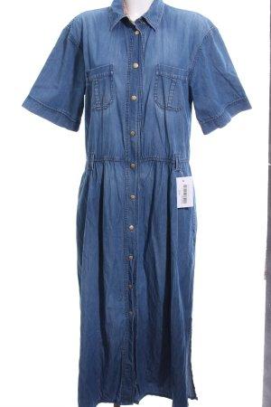 Burberrys of London Jeanskleid blau Casual-Look