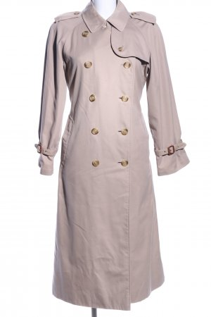 Burberrys' Trenchcoat wolwit casual uitstraling
