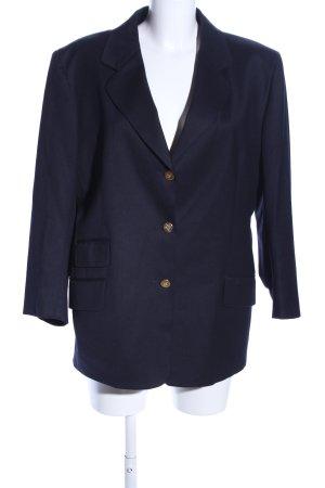 Burberrys' Woll-Blazer blau Business-Look