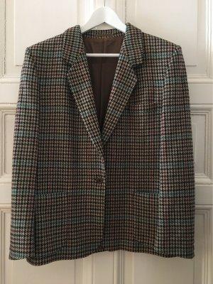Burberrys' Wollblazer Jacket Hahnentritt