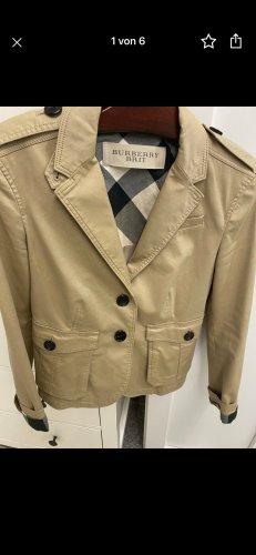 Burberry Brit Short Blazer beige