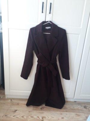 H&M Winter Coat multicolored mixture fibre