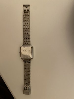 Burkhardt Analog Watch silver-colored