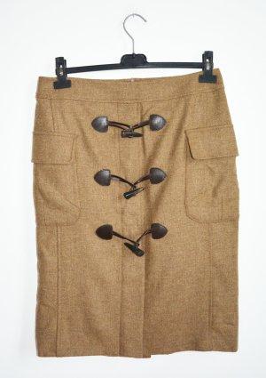 Burlington Dufflerock Rock Wollrock Duffle Tweed neuwertig 40