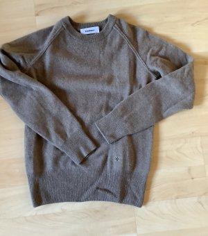 Burlington Pull en laine chameau laine