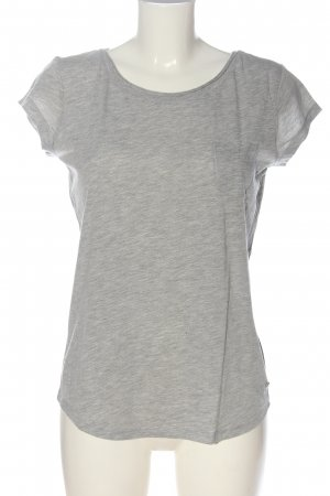 Burlington T-shirt grigio chiaro stile casual