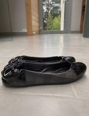 Burberry Classic Ballet Flats black