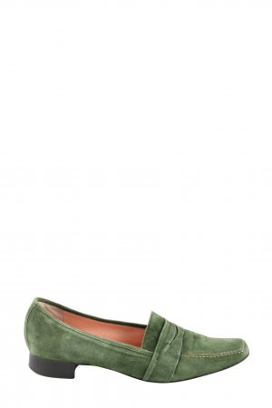 Burresi Slippers green business style