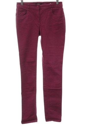 Burton Pantalon chinos violet style décontracté