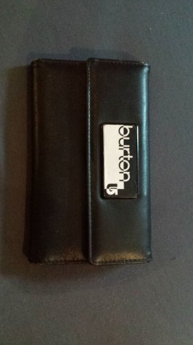 Burton Wallet black-white